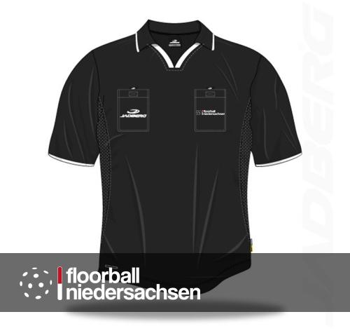 Schiedsrichtertrikot - Floorball Niedersachsen