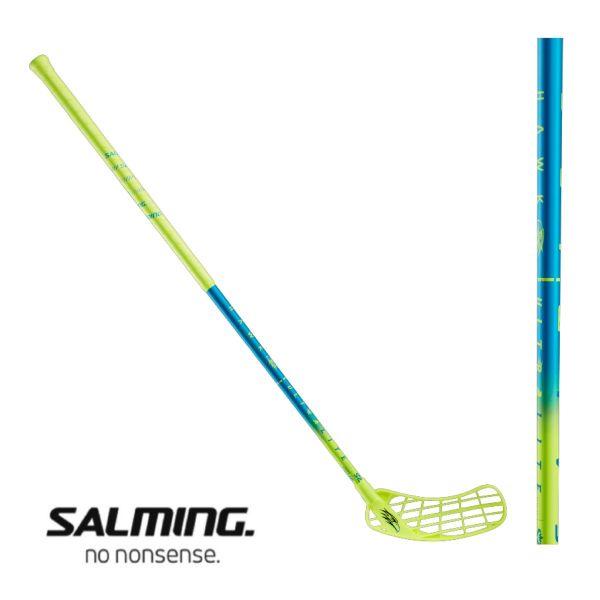 Salming HAWK Ultralight 27 grün/blau