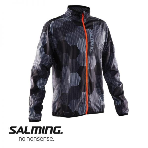 Salming Running Ultralight Jacke 2.0 grau