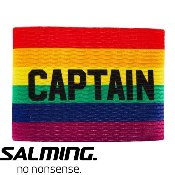 Salming Kapitänsbinde TEAM CAPTAIN Rainbow