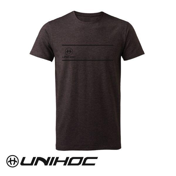 Unihoc T-Shirt ALLSTAR grau