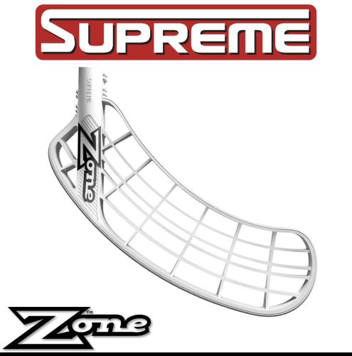 Zone SUPREME Medium+ weiß