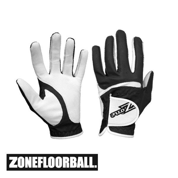 Zone Torwarthandschuhe MONSTER weiß/schwarz
