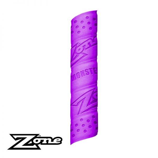 Floorball Griffband - Zone Grip MONSTER lila