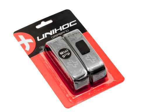 Unihoc Grip MINI schwarz (2er Pack)