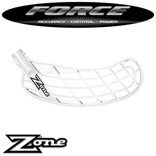 Zone Force AirSoftFeel medium weiß