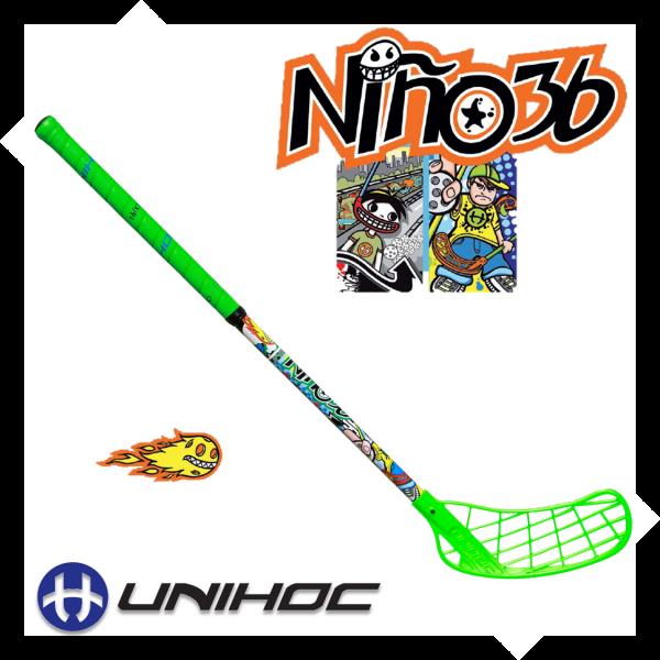Unihoc NINO 36 street