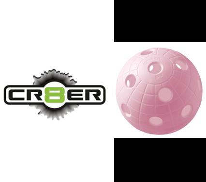 Offizieller WM-Floorball Reactor CR8TER violett