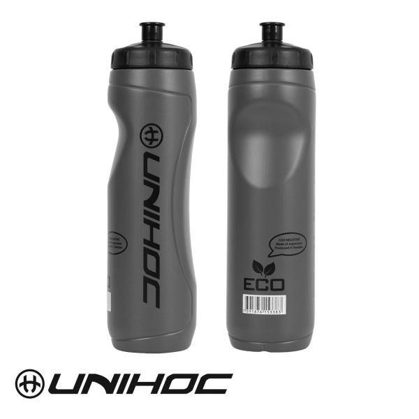 Unihoc Trinkflasche ECO grau (0.9L)