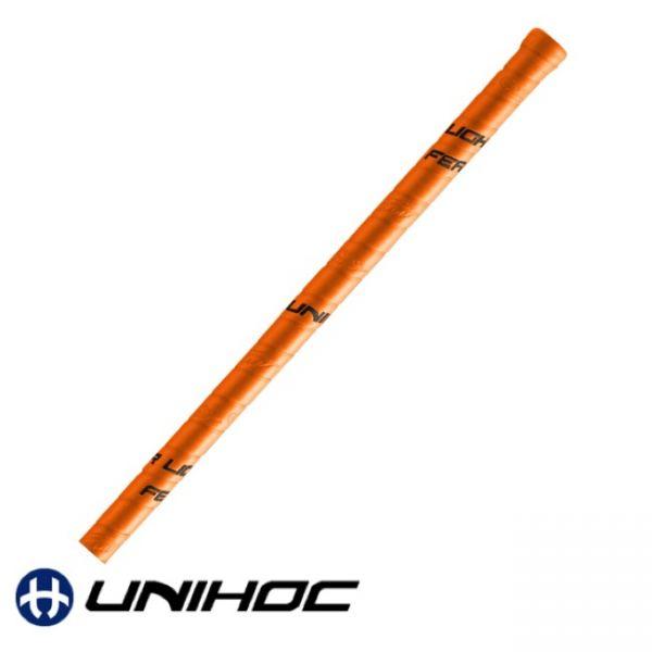 Unihoc Grip FEATHER LIGHT neon orange