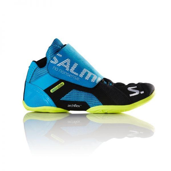 Salming Schuh SLIDE 5 Blau/Schwarz