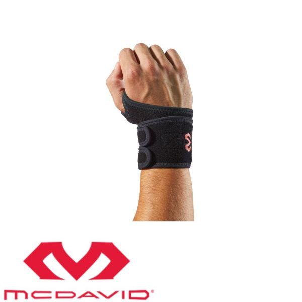 MCDAVID Handgelenkbandage schwarz