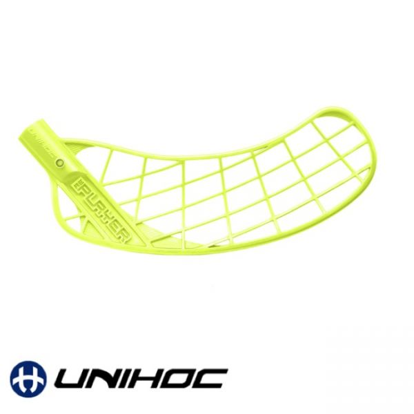 Unihoc REPLAYER Medium neon gelb
