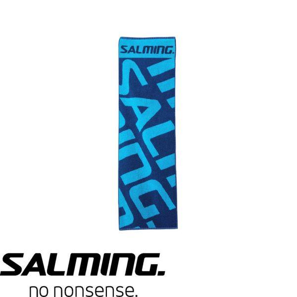 Salming Handtuch GYMTOWEL Blau