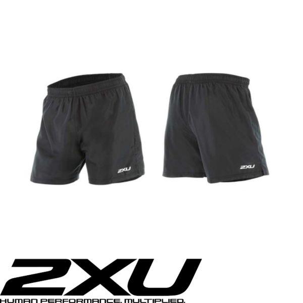 """2XU ACTIVE Shorts 5"""" Herren schwarz"""