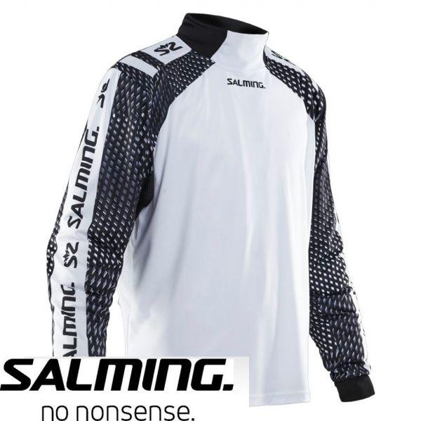 Salming ATILLA TW-Pullover weiß/schwarz
