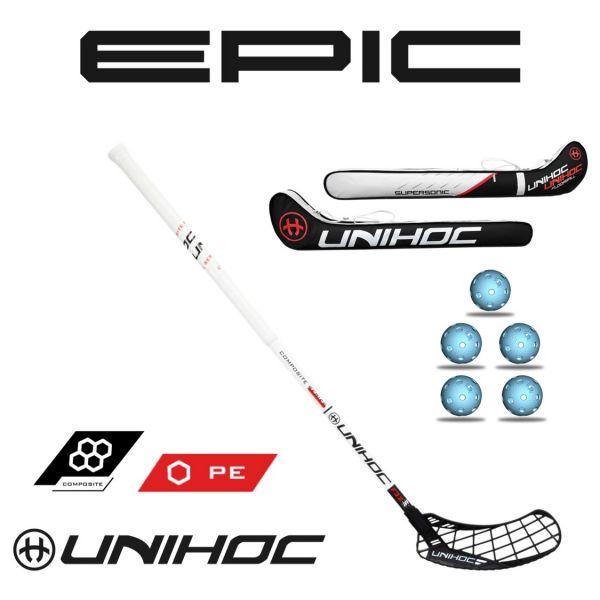 Unihoc EPIC Composite 32 + SUPERSONIC Set