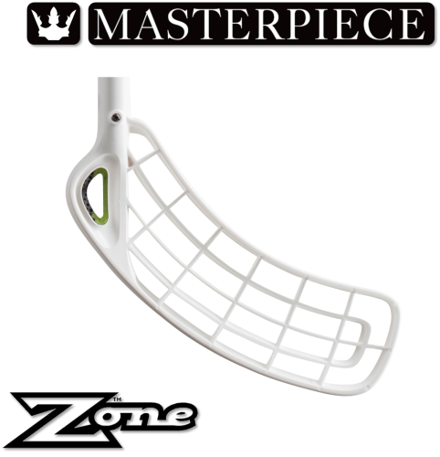Zone MASTERPIECE Medium+ white