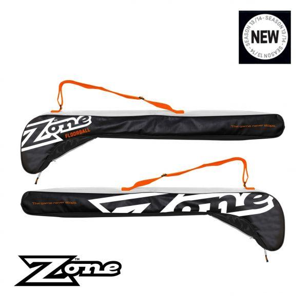Zone Stickbag MEGA schwarz/weiß Senior