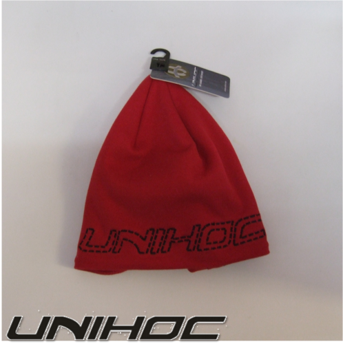 Unihoc Beanie WIPE-OUT rot