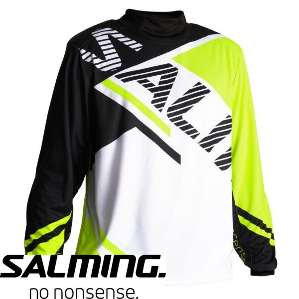 Salming ATILLA TW-Pullover Gelb/Schwarz