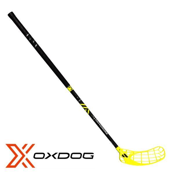 Oxdog RAZOR Ultralight HES 29 oval schwarz/gelb