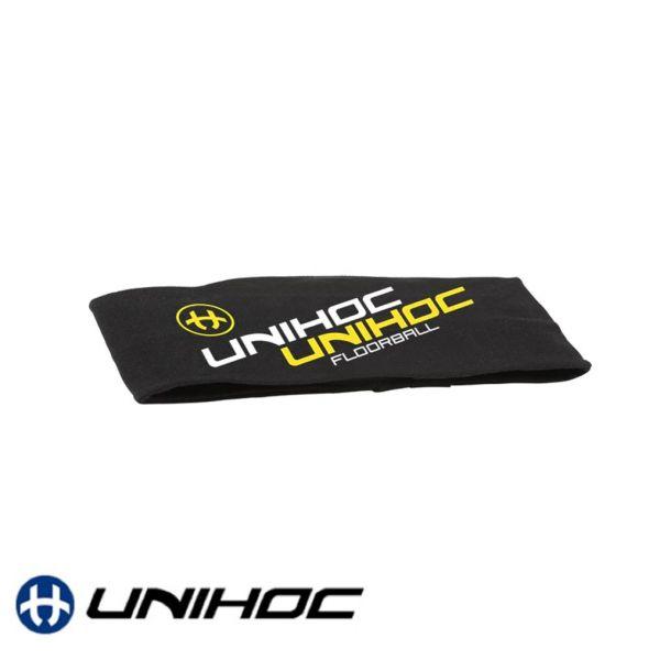 Unihoc Stirnband RADICAL breit schwarz