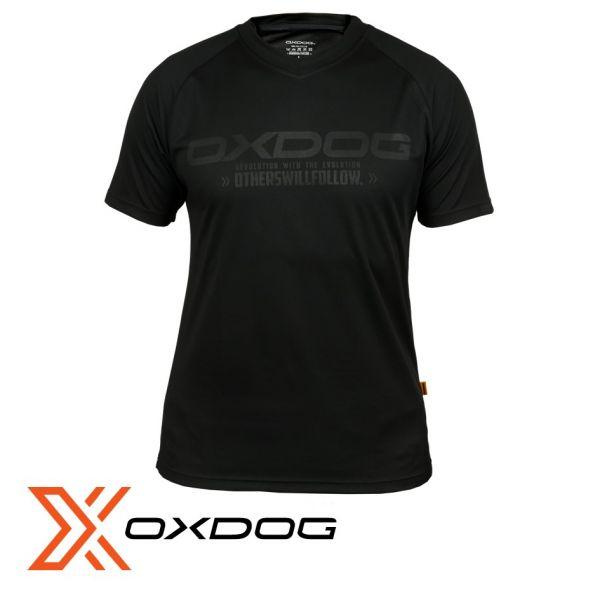 Oxdog Funktionsshirt ATLANTA schwarz