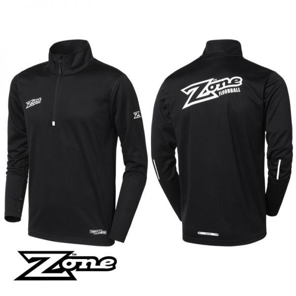 Zone T-Shirt PREGAME Longsleeve schwarz