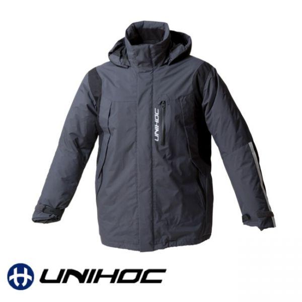 Unihoc Winterjacke ST. MORITZ schwarz