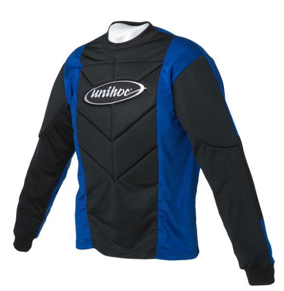 Unihoc TW-Pulover CLASSIC Junior schwarz/blau