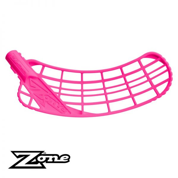 Floorball Kelle - Zone ZUPER AIR Soft Feel Medium pink