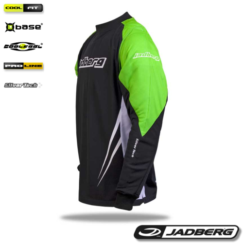 Jadberg TW-Pullover FACTOR lime